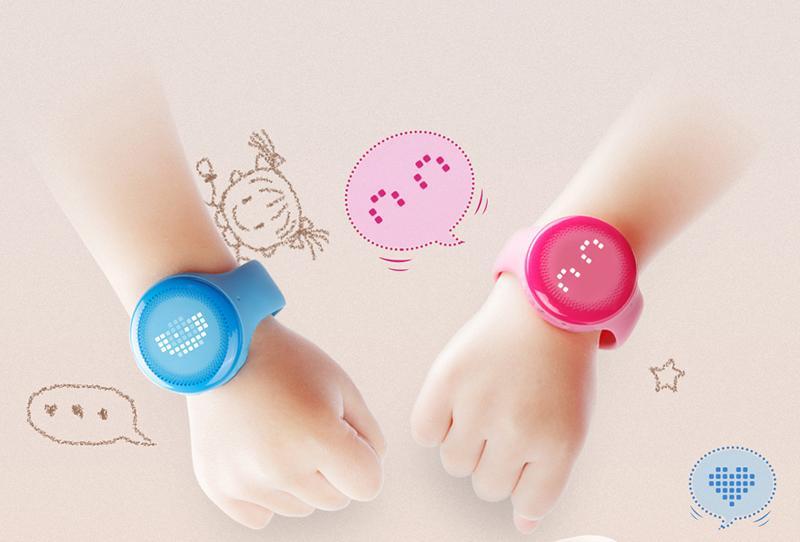 米兔儿童电话手表