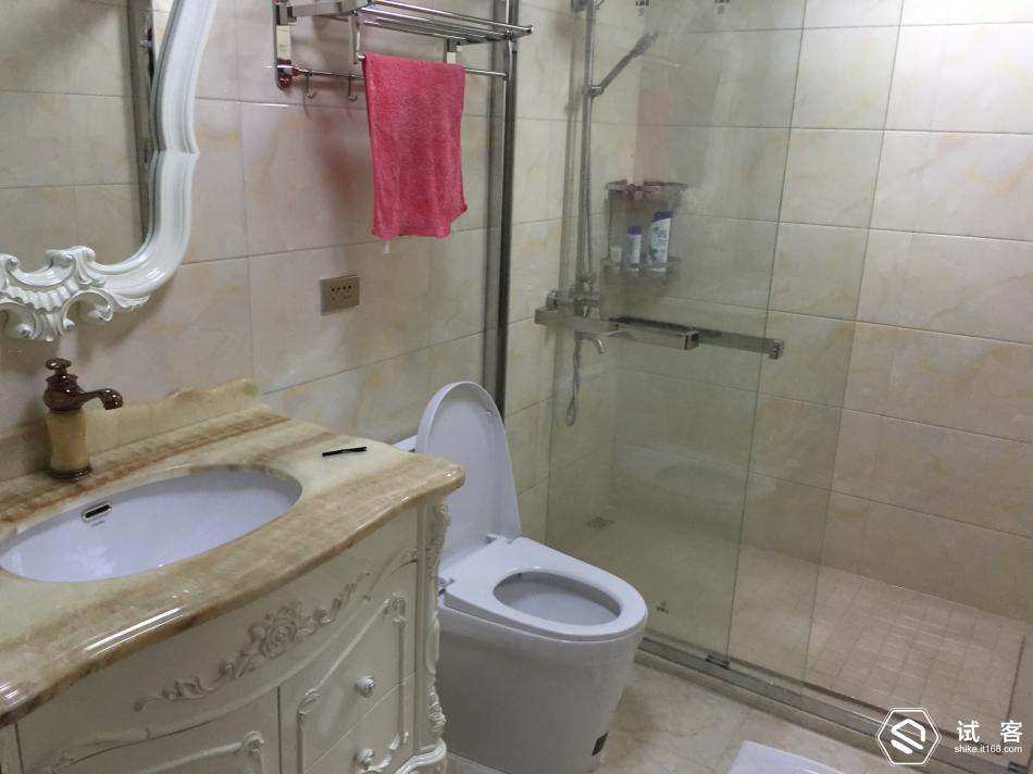 厕所盖安装图解