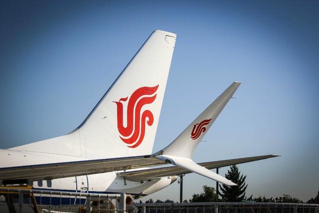 中国首架播音737 max即将交付