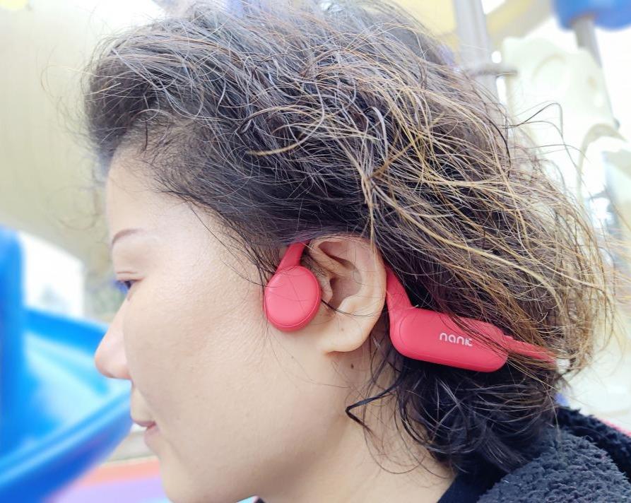 南卡Runner Pro骨传导运动耳机,带来更加舒适的运动体验感